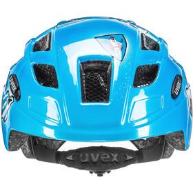 UVEX Finale Junior Helmet LED space rocket